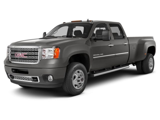 Photo Used 2014 GMC Sierra 3500HD Denali 4WD Crew Cab 167.7 Denali For Sale in Seneca, SC