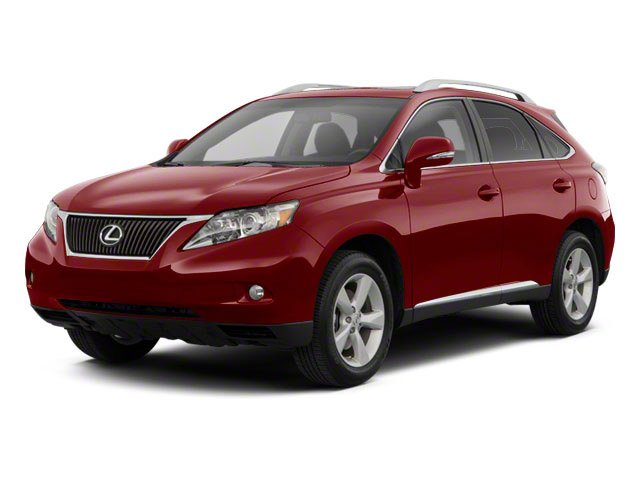 Pre-Owned 2012 Lexus RX 350 4DR FWD FWD Sport Utility