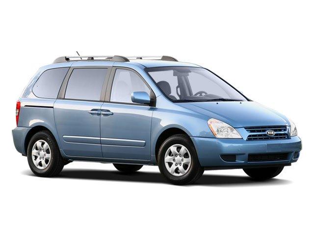 Photo Pre-Owned 2009 Kia Sedona EX FWD Mini-van, Passenger