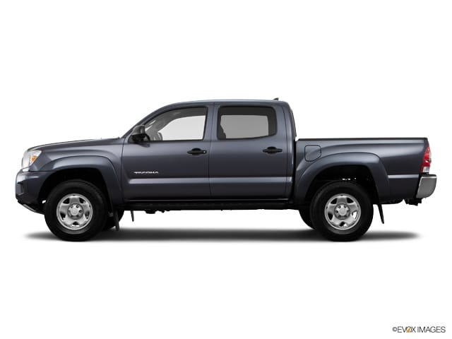 Used 2015 Toyota Tacoma Truck Double Cab 4WD in Houston, TX