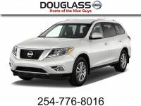 Certified Pre-Owned 2016 Nissan Pathfinder SV Front-wheel Drive Front Wheel Drive BW