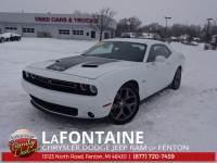 CERTIFIED PRE-OWNED 2015 DODGE CHALLENGER R/T RWD 2D COUPE