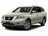 Pre-Owned 2016 Nissan Pathfinder SV SUV in Jacksonville FL