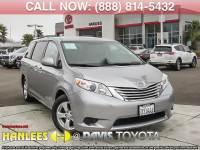 Used 2017 Toyota Sienna For Sale | Davis CA