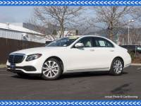 Certified Pre-Owned 2017 Mercedes-Benz E 300 Luxury AWD 4MATIC®