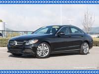 Certified Pre-Owned 2018 Mercedes-Benz C 300 Rear Wheel Drive SEDAN