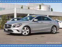 Certified Pre-Owned 2018 Mercedes-Benz CLA 250 Front Wheel Drive Coupe