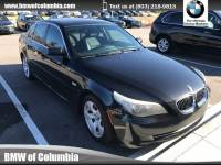 2008 BMW 528i Sedan 528i Sedan Rear-wheel Drive