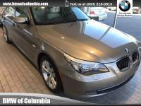 2009 BMW 528i Sedan 528i Sedan Rear-wheel Drive