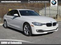 2015 BMW 320i Sedan 320i Sedan Rear-wheel Drive