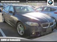 2014 BMW 528i Sedan 528i Sedan Rear-wheel Drive