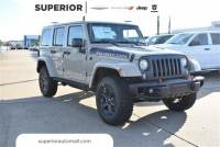 Used 2018 Jeep Wrangler JK Unlimited RUBI SUV For Sale in the Fayetteville area