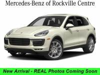 Pre-Owned 2016 Porsche Cayenne Turbo S AWD