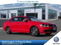 2014 Volkswagen Jetta Sedan SE w/Sunroof Sedan Front Wheel Drive