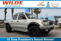 Pre-Owned 2003 Toyota Tacoma DoubleCab PreRunner V6 Auto Crew Cab Pickup