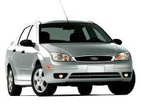 Pre-Owned 2006 Ford Focus ZX4 FWD 4D Sedan