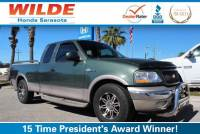 Pre-Owned 2002 Ford F-150 Supercab 139 King Ranch RWD Extended Cab Pickup