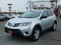 Certified Pre-Owned 2015 Toyota RAV4 LE FWD 4D Sport Utility
