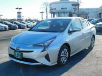 Certified Pre-Owned 2017 Toyota Prius Three FWD 5D Hatchback