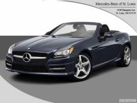 Certified Pre-Owned 2013 Mercedes-Benz SLK-Class SLK 250 Roadster For Sale St. Louis, MO