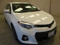 Certified Pre-Owned 2014 Toyota Corolla S Plus For Sale in Sunnyvale, CA