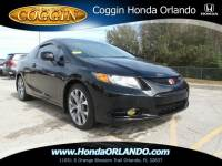 Pre-Owned 2012 Honda Civic Si Coupe in Jacksonville FL