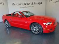 Pre-Owned 2014 Ford Mustang GT Convertible in Jacksonville FL
