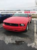 Pre-Owned 2007 Ford Mustang V6 Deluxe RWD 2D Coupe