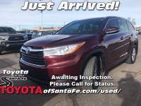 Certified Pre-Owned 2014 Toyota Highlander With Navigation & AWD