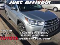 Certified Pre-Owned 2017 Toyota Highlander XLE With Navigation & AWD