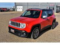 USED 2016 JEEP RENEGADE LIMITED FWD SUV