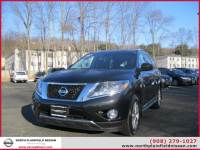 Certified Pre-Owned 2016 Nissan Pathfinder 4WD 4dr SL Four Wheel Drive SUV