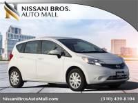 2016 Nissan Versa Note S Hatchback