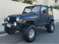 97 Jeep Wrangler TJ