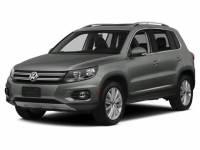 2015 Volkswagen Tiguan SE w/Appearance Package SUV