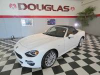 2017 Fiat 124 Spider Lusso Sporty Car