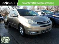 Pre-Owned 2005 TOYOTA SIENNA 5DR XLE LTD FWD 8-PASSENGER Front Wheel Drive 5 Door Reg WB