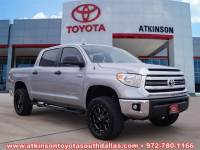 2017 Toyota Tundra Truck CrewMax For Sale in Dallas TX | Toyota Certified Used