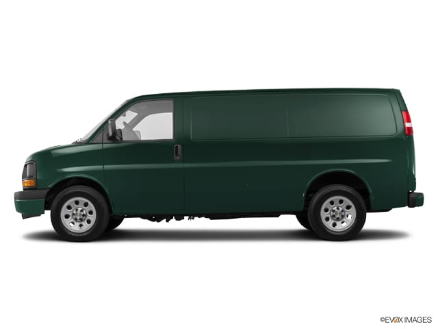 2014 Chevrolet Express 1500 Van