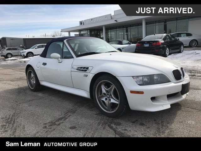 Photo Pre-Owned 2000 BMW Z3 M Roadster in Peoria, IL