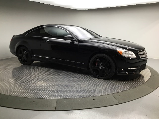 Photo Pre-Owned 2013 Mercedes-Benz CL-Class CL 550 2dr Coupe CL550 4MATIC AWD
