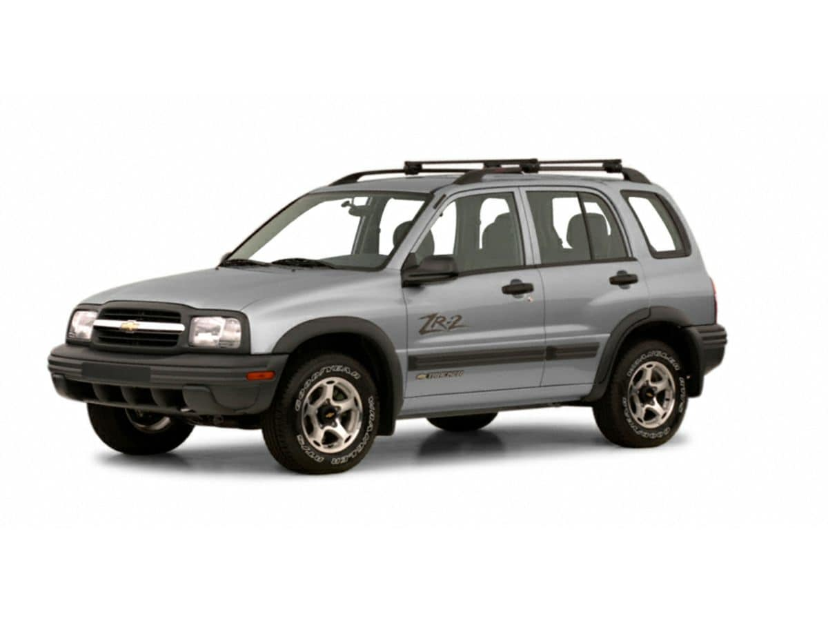 Photo Used 2001 Chevrolet Tracker Hard Top Base for Sale in Tacoma, near Auburn WA