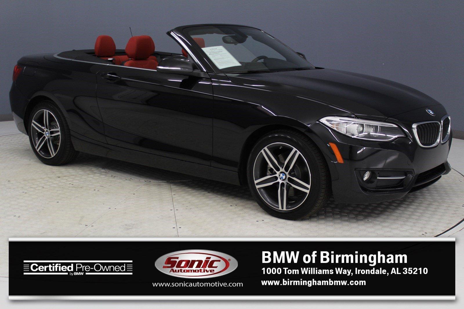 Used 2017 BMW 230i Convertible near Birmingham, AL
