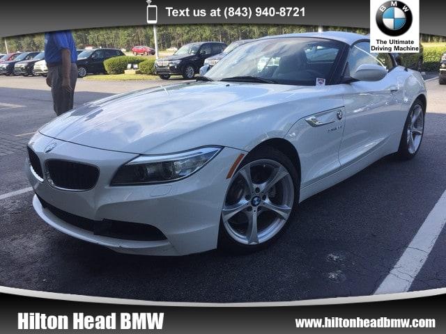 2014 BMW Z4 sDrive28i * CPO Warranty * One Owner * Sport Pkg * Convertible Rear-wheel Drive