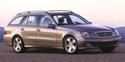 2004 Mercedes-Benz E-Class Base Wagon