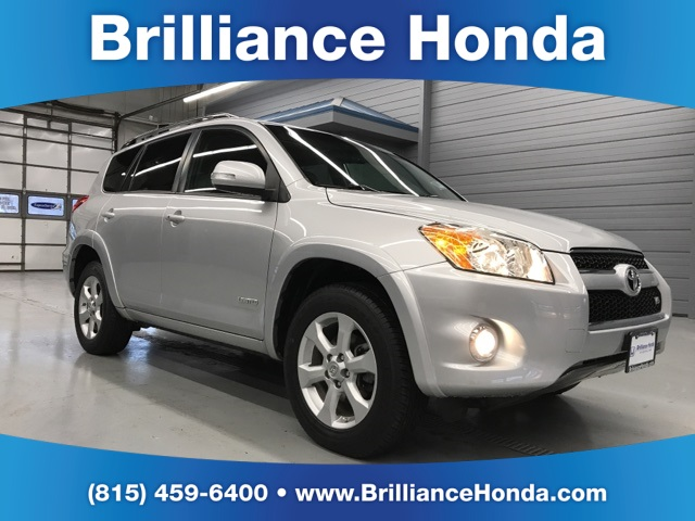 Pre-Owned 2010 Toyota RAV4 Limited 4D Sport Utility 4WD