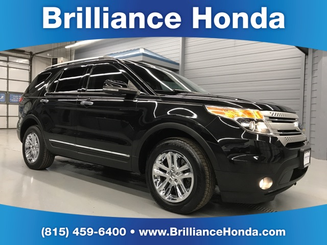 Pre-Owned 2014 Ford Explorer XLT 4D Sport Utility AWD
