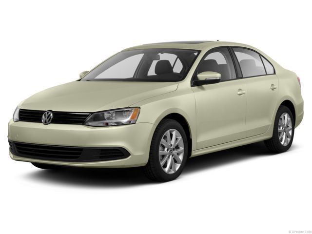 2013 Volkswagen Jetta 2.5L SE w/Convenience Package/Sunroof/PZEV Sedan