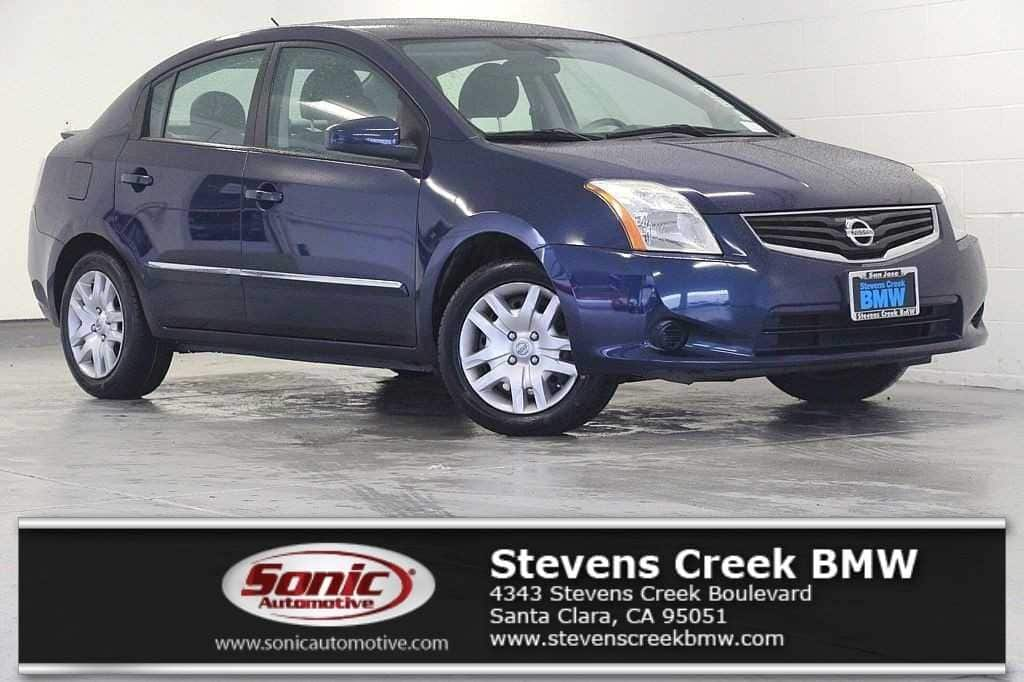 Photo Used 2012 Nissan Sentra 2.0 S CVT Sedan near San Jose, CA