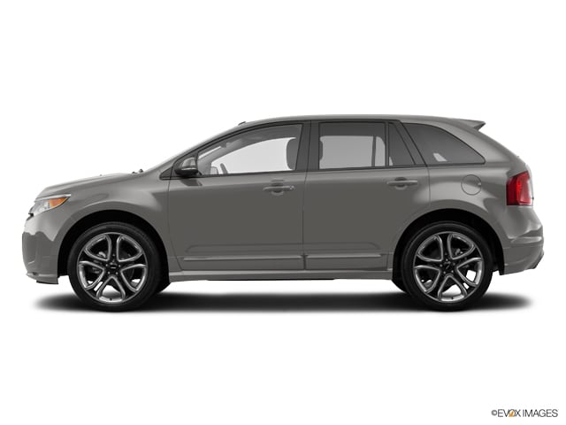 2014 Ford Edge Limited SUV All-wheel Drive